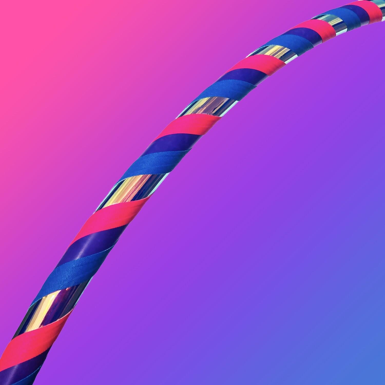 Bi Pride Hoop