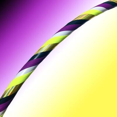 Nonbinary Pride Hoop