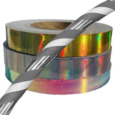 CUSTOM Spiral Taped Hoop