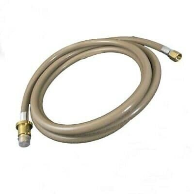3M LONG GAS HOSE (SUPPLIED AND INSTALLED)