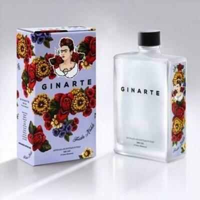 Ginarte 70cl Frida Kahlo Version - Distillerie Francoli