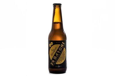 Birra Bionda Saison 33 cl - Birrificio 24 Baroni