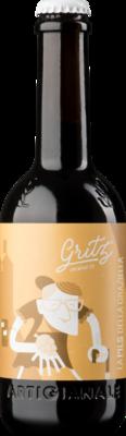 Birra Pils 33 cl - Birrificio Gritz