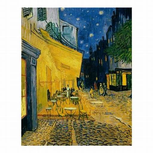 Cafe at night (van Gogh)