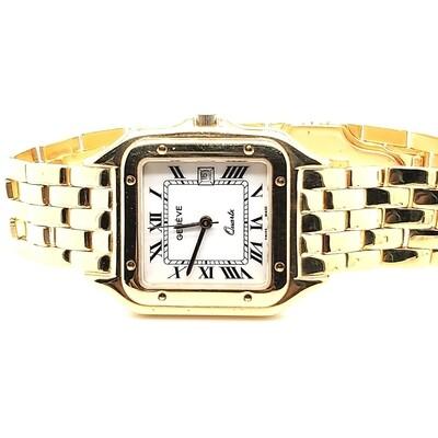 Geneve Gold Watch
