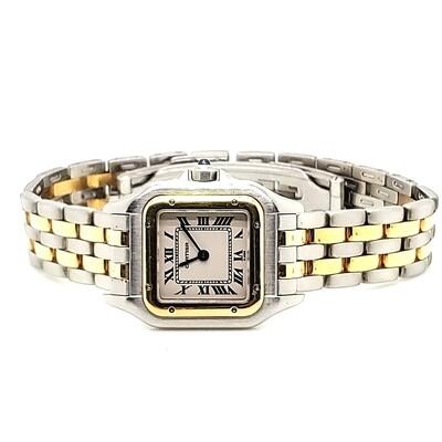 Cartier Two Tone Watch