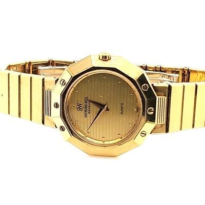 Raymond Weil Quartz Gold Watch