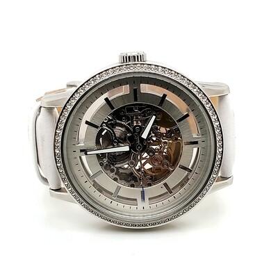 Kenneth Cole White Strap Watch
