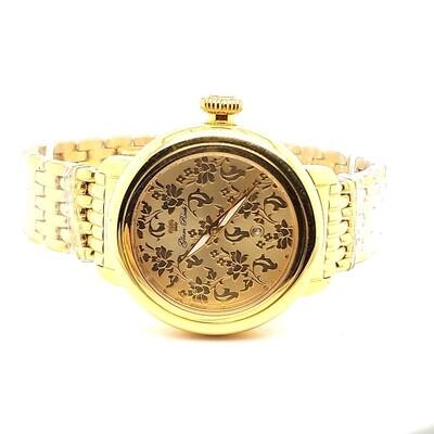 Glamrock Gold Watch