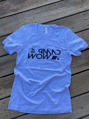 Backwards Camp Tee