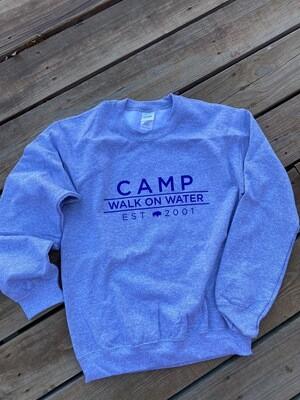 Classic Gray Sweatshirt