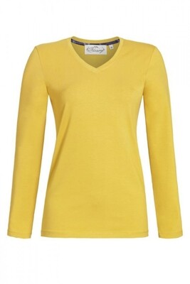 0551404  Ringella nachthemd geel