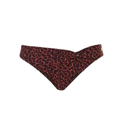 20213   WOW!   bikinibroekje Leopard