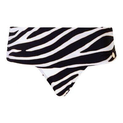 20214   WOW!   Bikini broekje Zebra