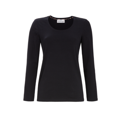 1551406 Ringella | pyjamajas | zwart