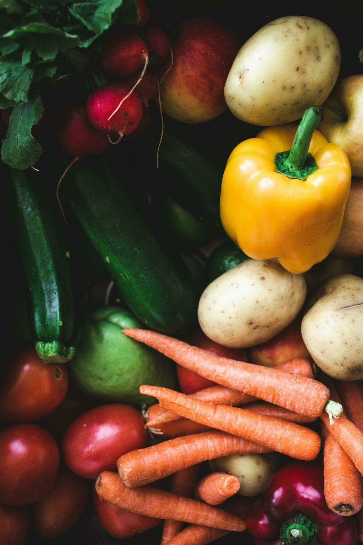 Ubuntu Couples Fresh Produce box