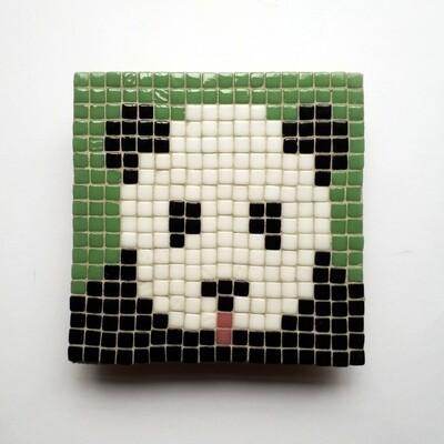 Panda (Mini Pixel Mosaic kit)