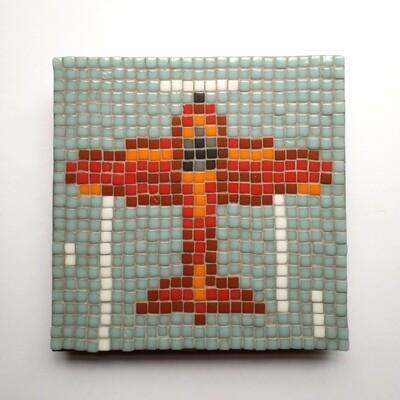 Aeroplane (Medium Pixel Mosaic Kit)