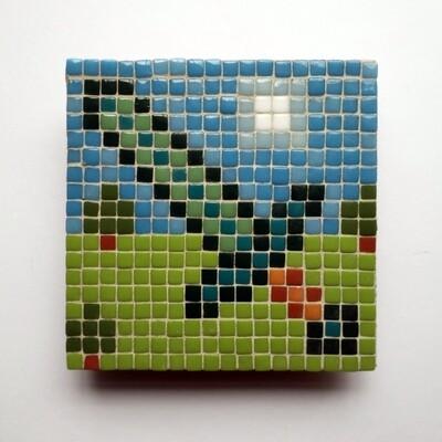 Sword (Mini Pixel Mosaic kit)