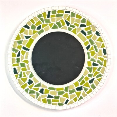 Emerald Mirror Mosaic Kit