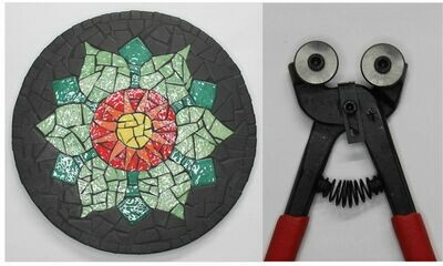 Mandala Mosaic kit (Includes generic nipper)