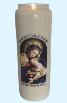 """Neuvaine """" Sainte Vierge Marie """""""