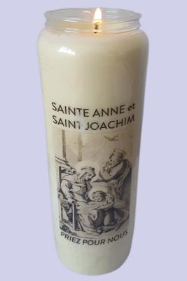 "Neuvaine "" Sainte Anne et Saint Joachim """
