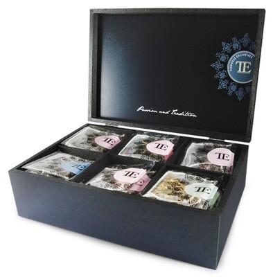 Präsentations-Box aus Holz für Luxury Tea Bags