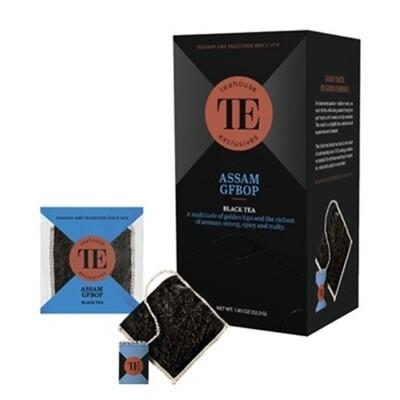 TEAHOUSE Exclusives Luxury Bag - Assam (15x3,5g)