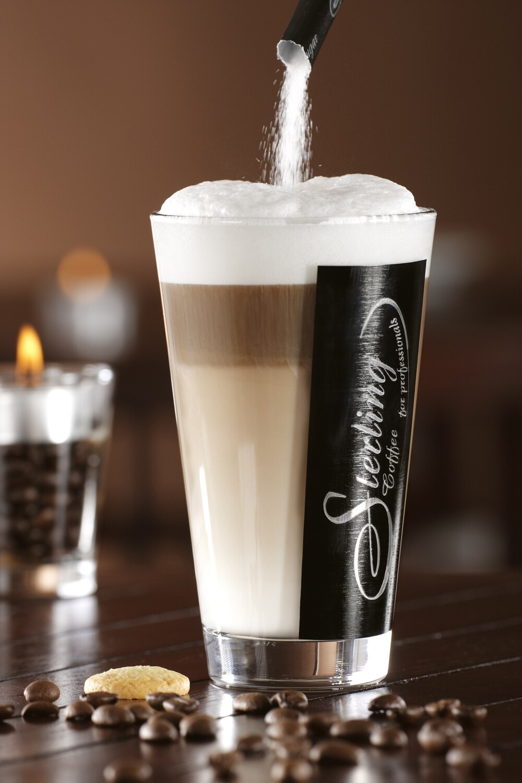 Sterling Coffee Latte Macchiato-Glas 0,3l (6 Stück)