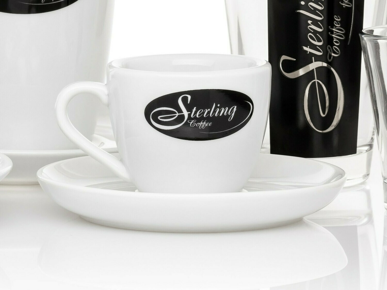 Sterling Coffee Espresso-Set 90ml (6 Sets)