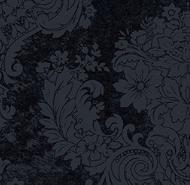 DUNILIN Serviette 40x40 1/4F 1lg, Royal black, 45 Stück