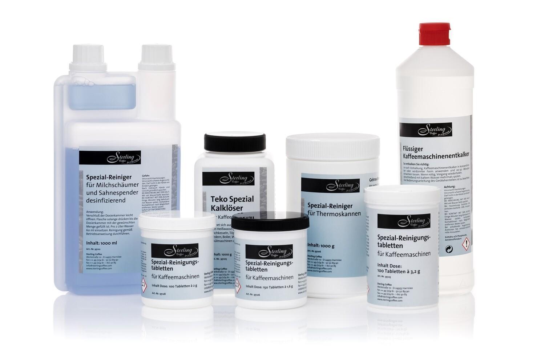 Sterling Spezial Reinigungspulver für Thermoskannen, 1.000g