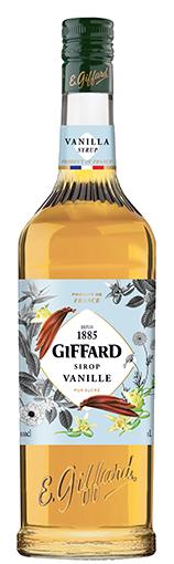GIFFARD Sirup Vanille, 1.000ml