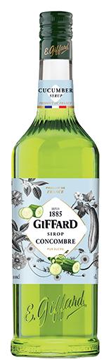 GIFFARD Sirup Gurke, 1.000ml