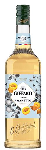 GIFFARD Sirup Amaretto, 1.000ml