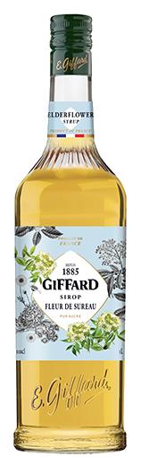 GIFFARD Sirup Holunder, 1.000ml