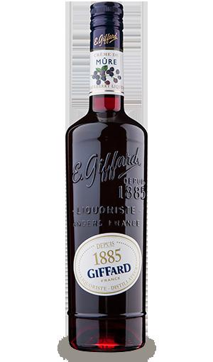 GIFFARD Crème de Mûres – Brombeerlikör 16% 1.000ml