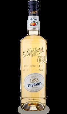 GIFFARD Crème de Pêche – Pfirsichlikör 16% 1.000ml