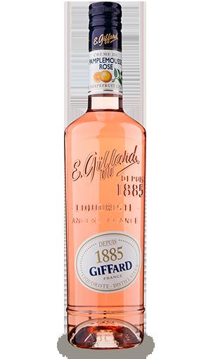 GIFFARD Crème de Pamplemousse rose – Pink Grapefruit Likör 16% 700ml
