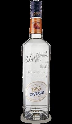 GIFFARD Kakao Weiß Likör 25% 700ml