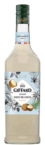 GIFFARD Sirup Kokosnuss, 1.000ml