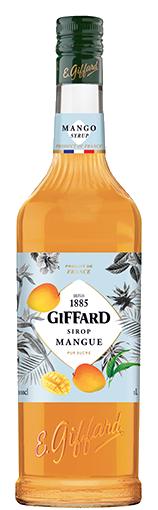 GIFFARD Sirup Mango, 1.000ml