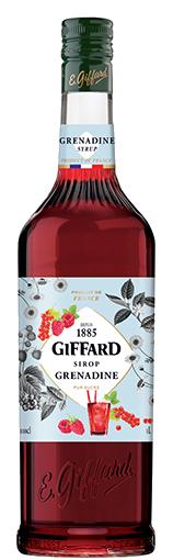 GIFFARD Sirup Grenadine, 1.000ml