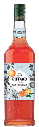 GIFFARD Sirup Pink Grapefruit, 1.000ml