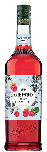 GIFFARD Sirup Himbeer, 1.000ml