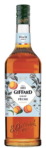 GIFFARD Sirup Pfirsich, 1.000ml