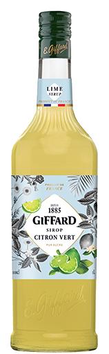 GIFFARD Sirup Limette, 1.000ml