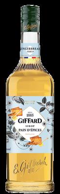 GIFFARD Sirup Lebkuchen, 1.000ml