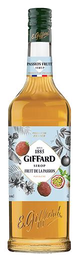 GIFFARD Sirup Maracuja, 1.000ml